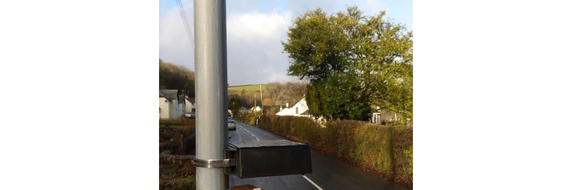 Our roadside unit